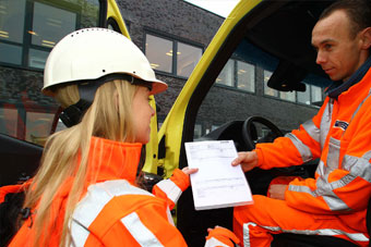 werken bij Traffic Service Nederland